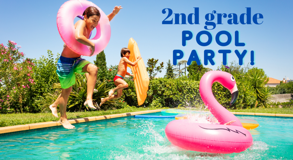 Cy Chn 2Nd Grade Pool Party Ei